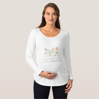 1000 Books Before Kindergarten Shirt