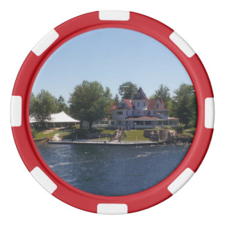 1000 Islands House Poker Chips