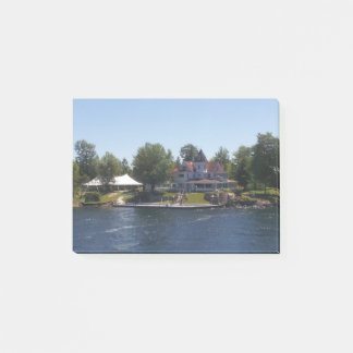 1000 Islands House Post-It Notes