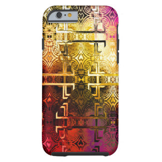 1001 Lights (save & applied) Tough iPhone 6 Case