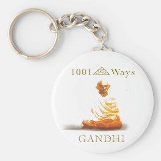 1001 Ways' PEACE Keychain