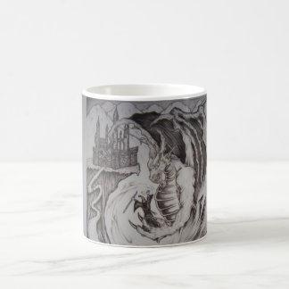 100_0197, Dragon Coffee Mug