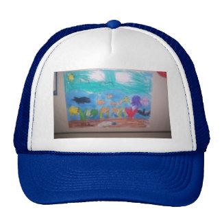 100_0640 Sea Breeze Mesh Hat