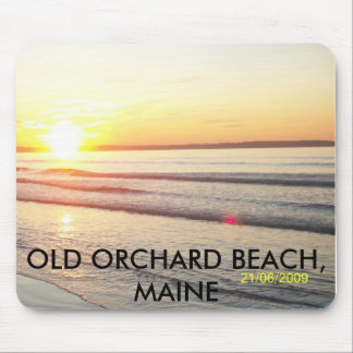 100_1135 OLD ORCHARD BEACH MAINE MOUSE PADS