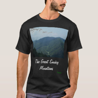 100_3445, The Great Smokey Mountians, Tennessee T-Shirt