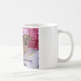 100_4013, Have you hugged your Puggle today? Coffee Mug
