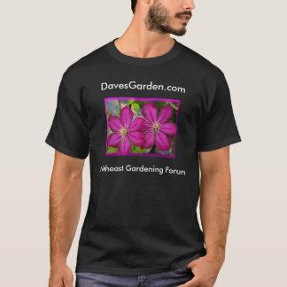 100_5226-1, DavesGarden.com, North... - Customized T-Shirt
