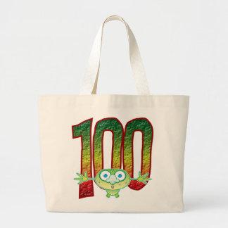 100 Age Ghoul Jumbo Tote Bag