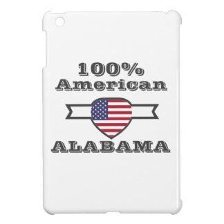 100% American, Alabama iPad Mini Cover