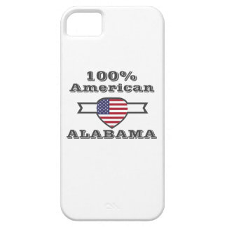 100% American, Alabama iPhone 5 Cover