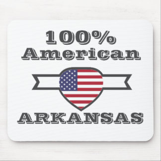 100% American, Arkansas Mouse Pad