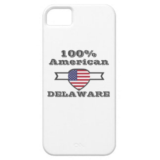 100% American, Delaware Barely There iPhone 5 Case