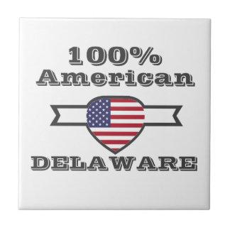 100% American, Delaware Ceramic Tile
