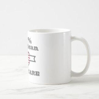 100% American, Delaware Coffee Mug
