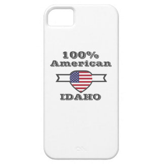 100% American, Idaho iPhone 5 Cases
