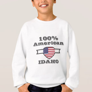 100% American, Idaho Sweatshirt