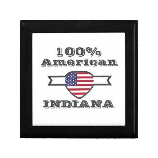 100% American, Indiana Gift Box