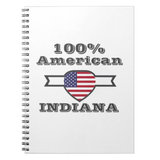 100% American, Indiana Notebook