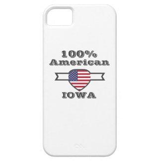 100% American, Iowa iPhone 5 Cover