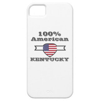 100% American, Kentucky iPhone 5 Cover