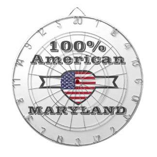 100% American, Maryland Dartboard