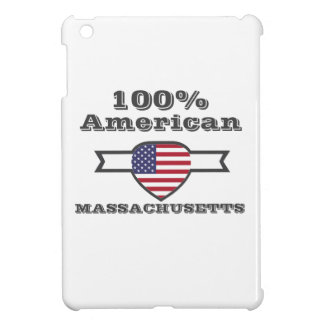 100% American, Massachusetts iPad Mini Cover