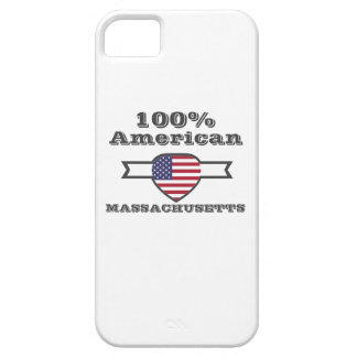100% American, Massachusetts iPhone 5 Cases