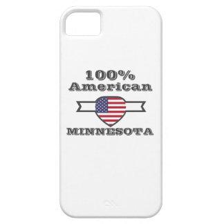100% American, Minnesota iPhone 5 Case