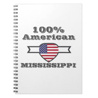 100% American, Mississippi Notebooks