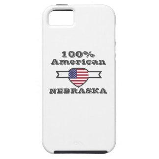 100% American, Nebraska iPhone 5 Covers