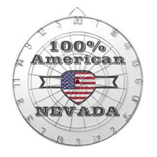 100% American, Nevada Dartboard