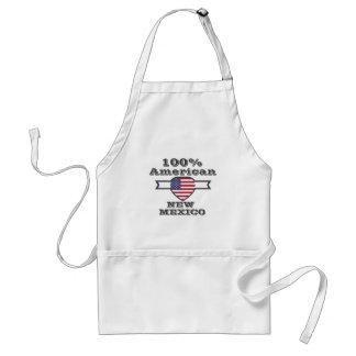 100% American, New Mexico Standard Apron