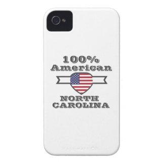 100% American, North Carolina iPhone 4 Case-Mate Case