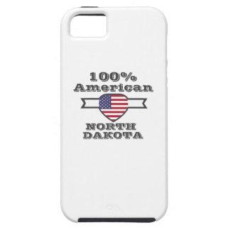 100% American, North Dakota iPhone 5 Covers