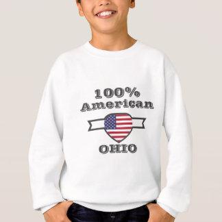 100% American, Ohio Sweatshirt
