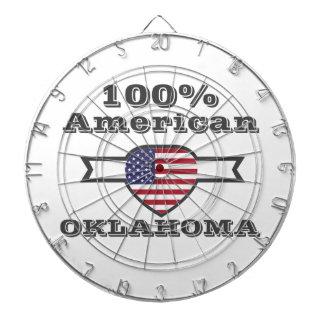 100% American, Oklahoma Dartboard