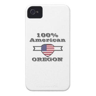 100% American, Oregon iPhone 4 Case-Mate Cases
