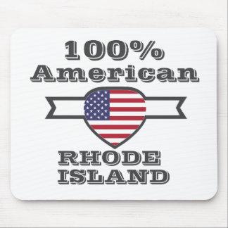 100% American, Rhode Island Mouse Pad