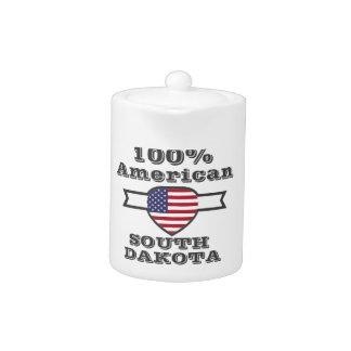 100% American, South Dakota