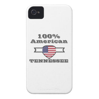 100% American, Tennessee iPhone 4 Case
