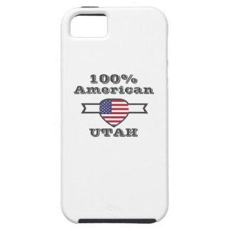 100% American, Utah iPhone 5 Cases