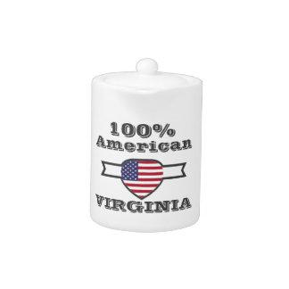 100% American, Virginia