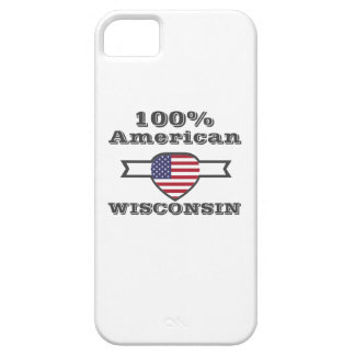 100% American, Wisconsin Case For The iPhone 5