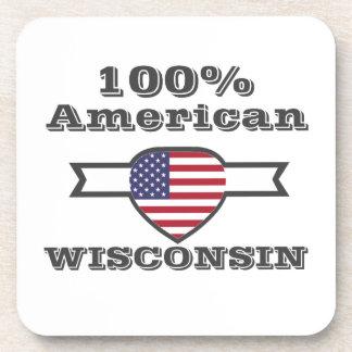 100% American, Wisconsin Coaster