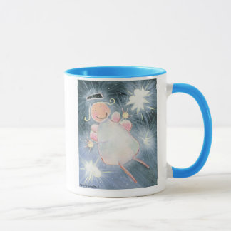 100% Angel Recipe Mug