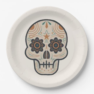 100 Años DOD Party Paper Plates 9 Inch Paper Plate
