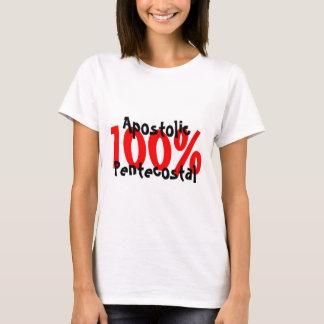 100% Apostolic Pentecostal T-Shirt