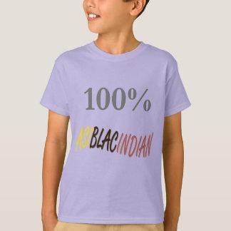 100% Asiblackindian Kids' Basic T-Shirt