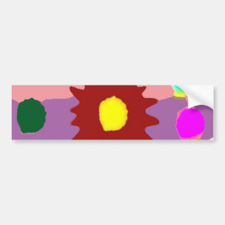 100 Award Reward Encourage Inspire Bumper Sticker