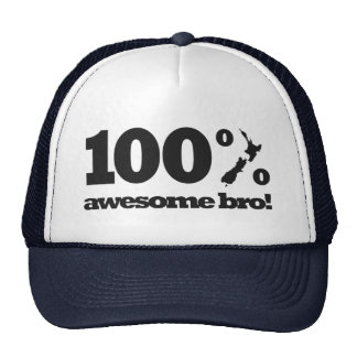 100% Awesome New Zealand Cap